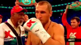 Серёга Ковалёв преподал урок бокса уорду