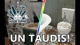 Une maison à rénover et revendre (House Flipper)