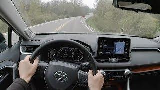 2019 Toyota RAV4 Adventure AWD - POV Test Drive (Binaural Audio)