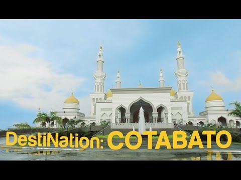 DestiNation: Cotabato City — Official Mindanao Tourism Video Series
