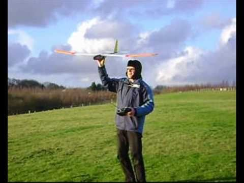flying with half a tailplane