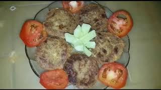 Homemade Shami Kebab Recipe  (Cooking Food world)