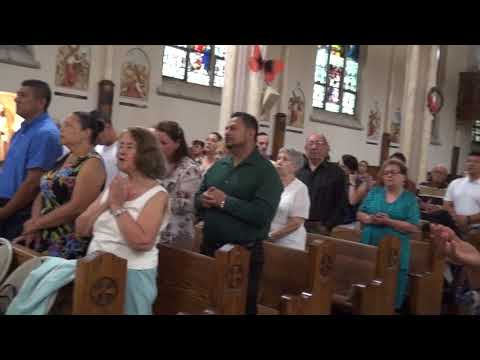 Holy Rosary and St Michael Parish-Mass August 5