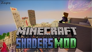HOW TO: Download and Install Shaders Mod 1.7.10
