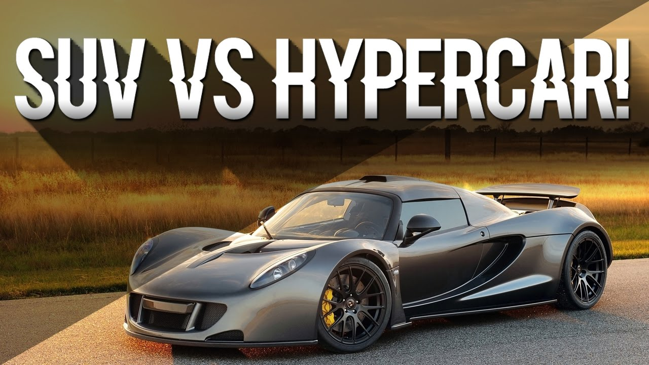 Mph Suv Vs Hypercar Ultimate Top Speed Test Youtube