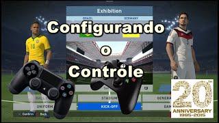 Configuração Controle Pes 2016 (Ps4/Ps3/XboxOne/Xbox360/PC)
