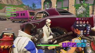 Fortnite - The Getaway | 5th Win