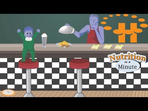 Nutrition in a Minute: Picky Eating Kids