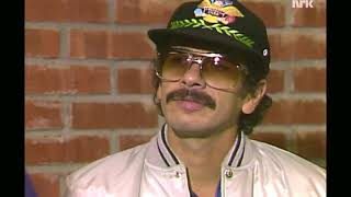 Santana Live 1981 - Sensitive Kind & American Gypsy