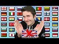 How To Say I DON T SPEAK ENGLISH In 33 Different Languages mp3