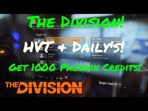 Tom Clancy's: The Division - Get