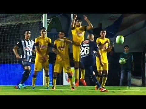 Mejores Goles de Humberto Suazo con Monterrey