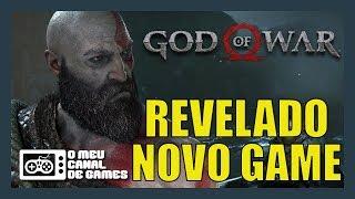 BOMBA!!! NOVO GAME CHEGANDO E MAIS 4 NOVOS NA MITOLOGIA NÓRDICA [God of War]
