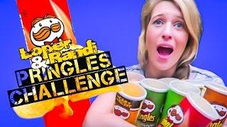 PRINGLES CHALLENGE!!!