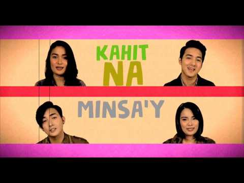 Kahit Na Ganyan Ka (Official Lyric Video) by MM,MJ,Hazel & Heidi