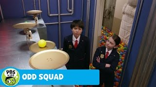 ODD SQUAD | Ball Pit Pan Balance | PBS KIDS