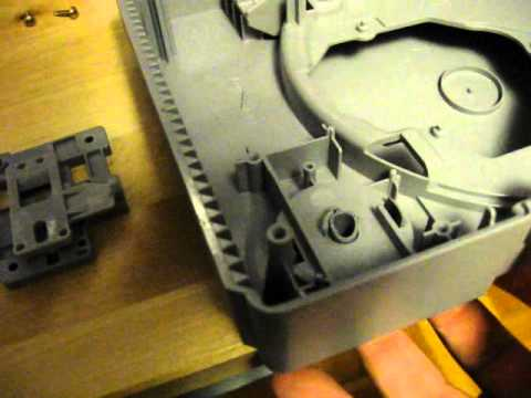 Fixing a Playstation eject button