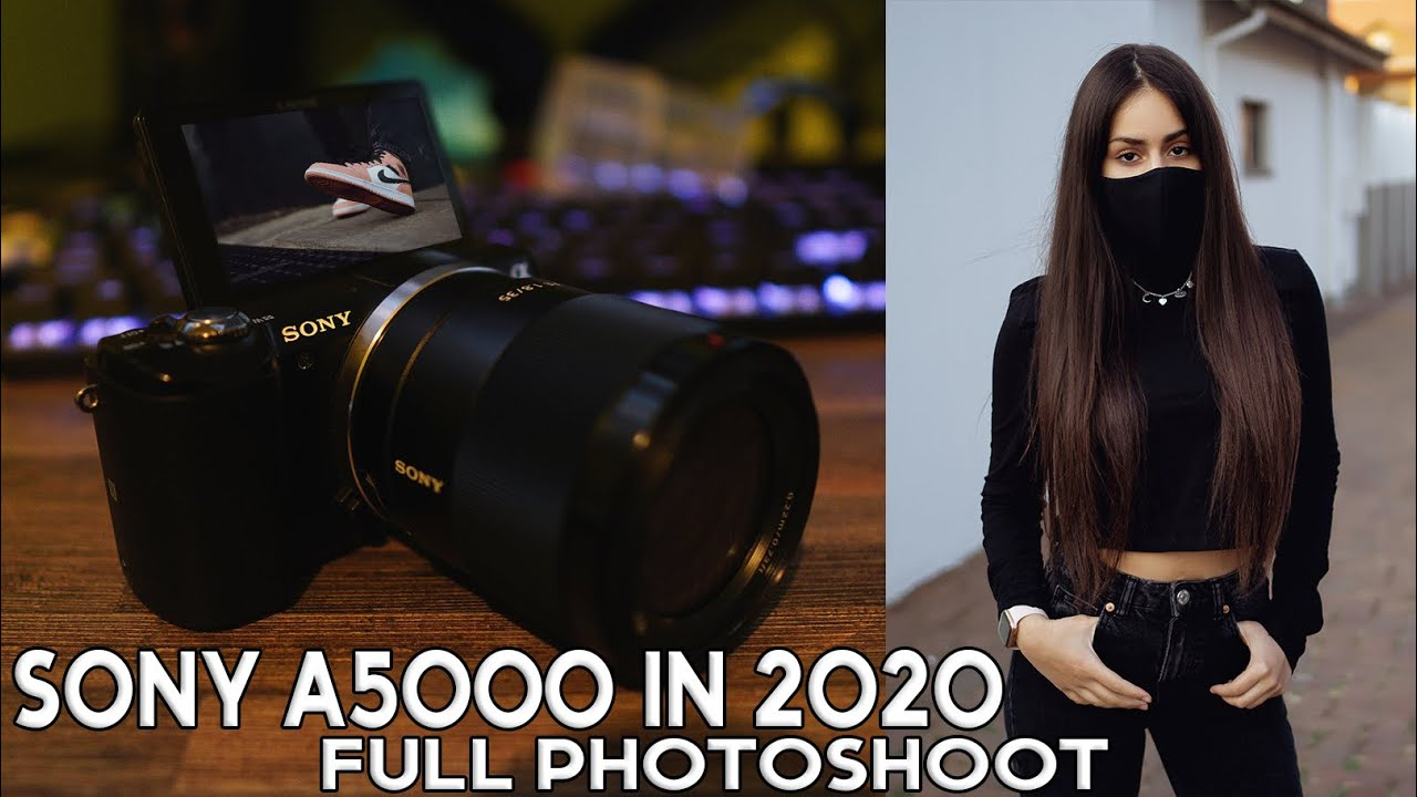 Sony A5000 in 2020  - Real world Test with Samples (Ft Natasa Hadjidemetriou)Sony 35mm 1.8 \u0026 16-50mm