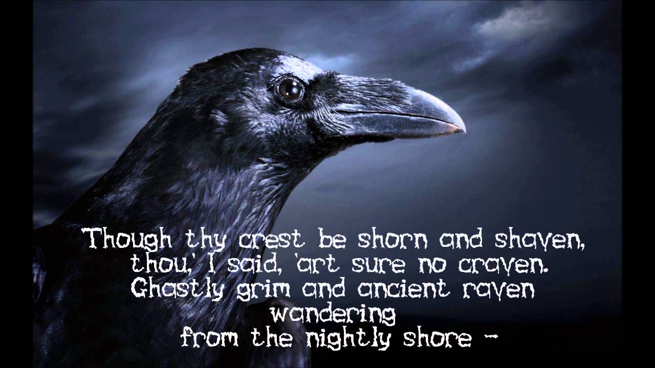 The Raven (Christopher Lee) - YouTube