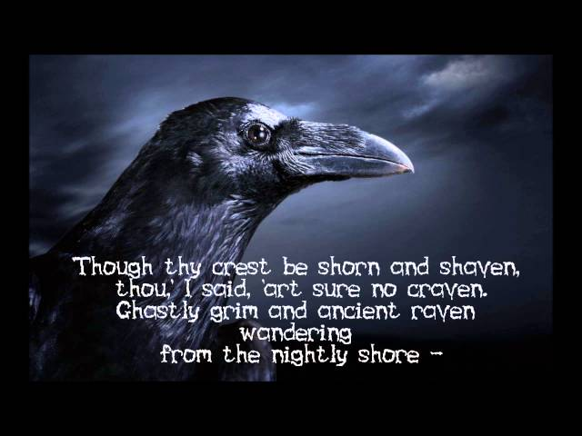 Edgar Allan Poe – The Raven   Genius
