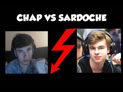 CHAP VS SARDOCHE #DRAMA (résumé + oddshots)