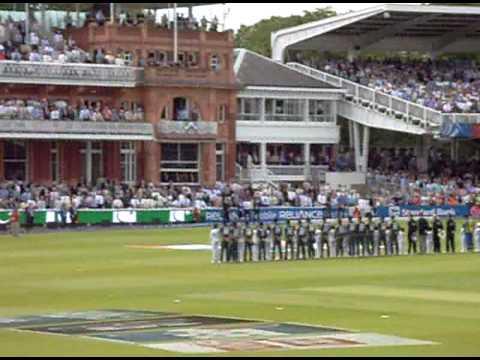 ICC World Twenty20, SL vs PAK, Pakistan National Anthem - YouTube