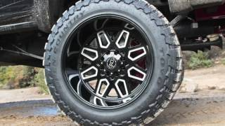 FUEL AUTOTEK Media: Black Rhino Truck Wheels - The Predator