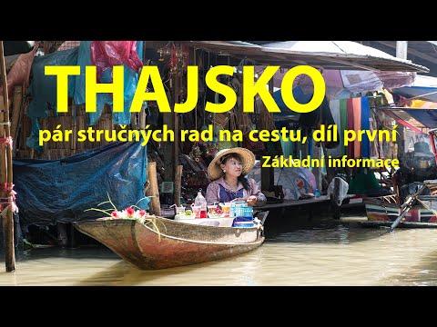 Thajsko, základní rady