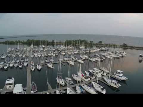 Harbour Flight of the Port Credit Yacht Club