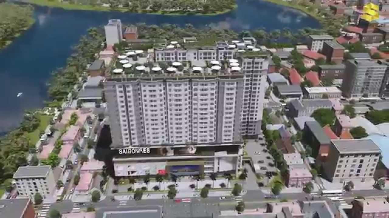 Khu phức hợp Saigonres Riverside