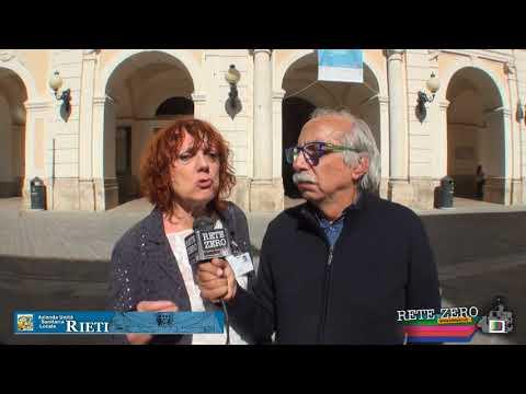 FRANCA CUPELLI - CENTRO DI SALUTE MENTALE DI POGGIO MIRTETO - LA SALUTE MENTALE SCENDE IN PIAZZA