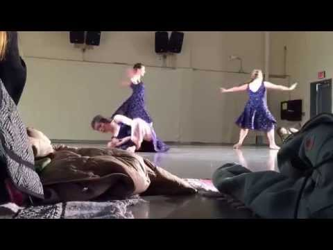 Momentum Dance Concert Appalachian State University January 24, 2015