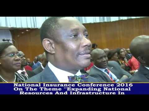 NATIONAL INSURANCE CONFERENCE 2016