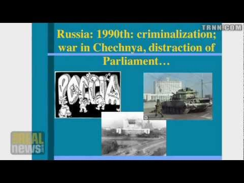 "Russia's ""Jurassic Capitalism"""