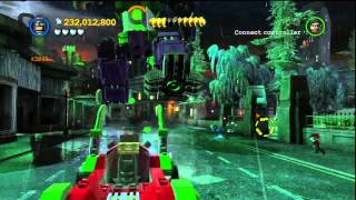 LEGO Batman 2 - Mission 13 Minikits - Core Instability