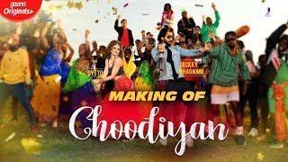 Making of Choodiyan Jackky Bhagnani | Dytto | Mudassar Khan