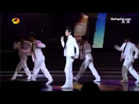李宇春Chris Lee(LiYuchun)《下个路口见see you next crossing》live in HuNan TV