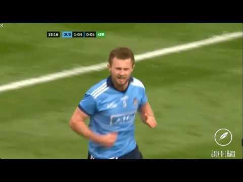 Jack McCaffrey Goal - All Ireland Final Dublin Vs Kerry 2019