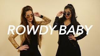 Spanish girl dances to rowdy baby | Maari 2 | Dance cover | Dhanush | Sai Pallavi | Vinatha