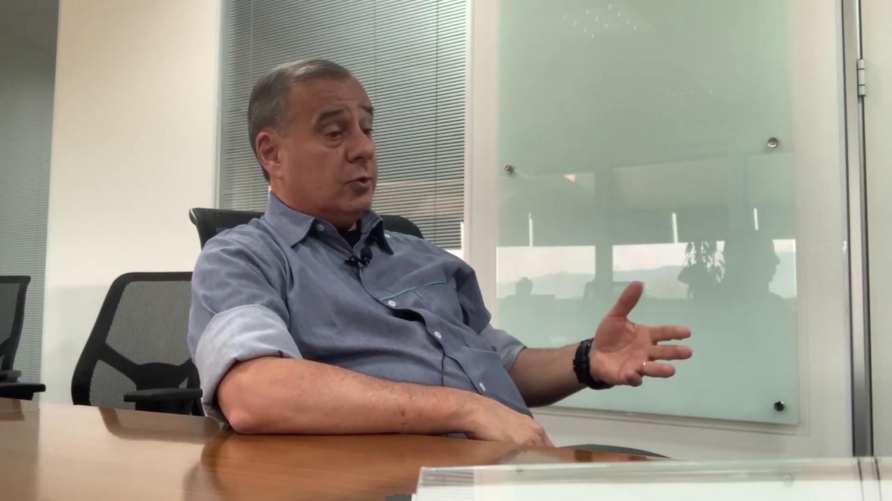Entrevista com o Cmte. Miguel Dau