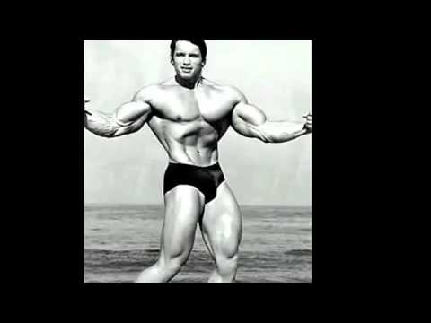 Arnold Schwarzenegger Bodybuilding Motivation Training   GOD OF IRON