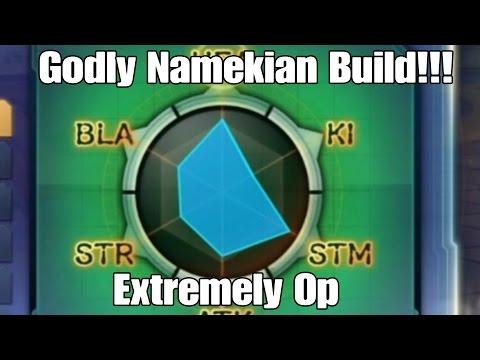 Dragonball Xenoverse 2 Extremely OP Namekian Build!!! God Namekian?