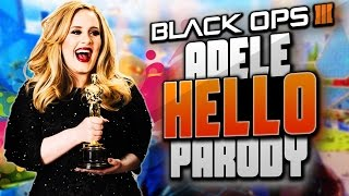BLACK OPS 3: ADELE - HELLO (PARODY MUSIC VIDEO)