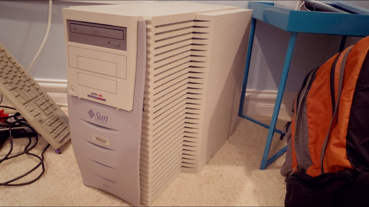 Sneak Peak and Viewer Help: The Quad Processor Sun Microsystems Ultra 80  Server/Workstation