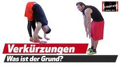 Muskelverkürzung - Hilfe ich bin STOCKSTEIF - Was bedeutet das überhaupt?