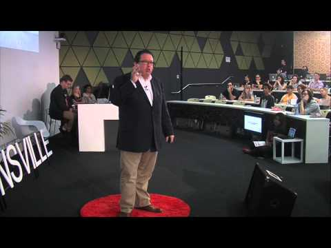 Imagine if we were 33% less angry | Andrew Griffiths | TEDxTownsville