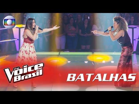 Ariel e Nira Duarte cantam 'Sá Marina' nas Batalhas - 'The Voice Brasil' | 5ª Temporada