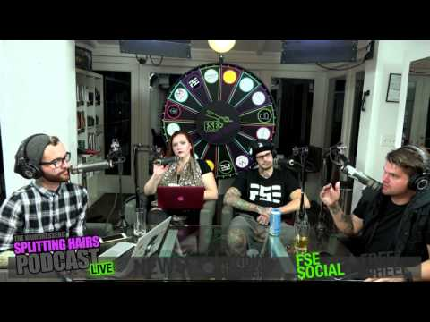 #104 Splitting Hairs LIVE Video Podcast for Hairstylists