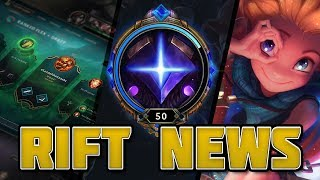 Rift News: Voice Chat & Zoe's Key