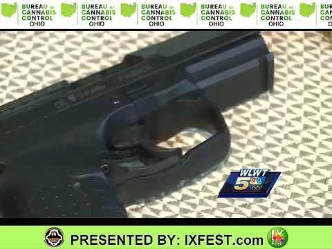 Gun laws in Ohio with Marijuana card by Bureau of Cannabis Control™